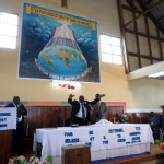 Thanksgiving worship service in Bafoussam