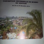 Rapport convention universelle de Mombo 2013
